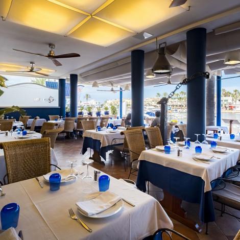 Aquarium Restaurant Cala'n Bosch