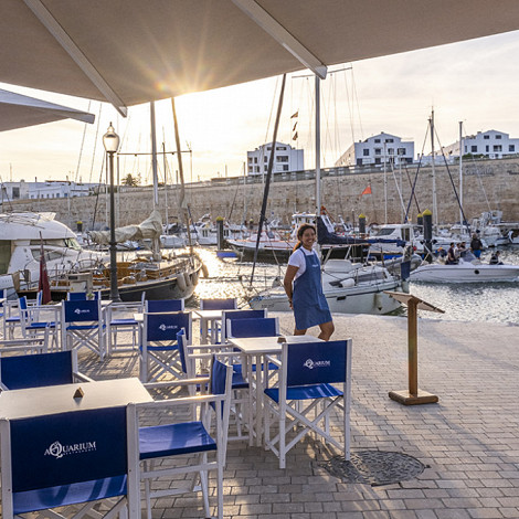 Restaurante Aquarium Port Ciutadella
