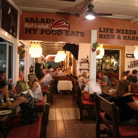 Toro Negro Restaurant Steakhouse